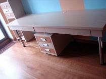 Мебель для детской комнаты из МДФ выполнена под заказ в Санкт-Петербурге